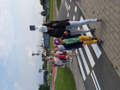Galeria Wycieczka do Miasteczka Ruchu Drogowego w Opolu