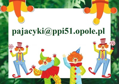 Galeria Pajacyki e-mail